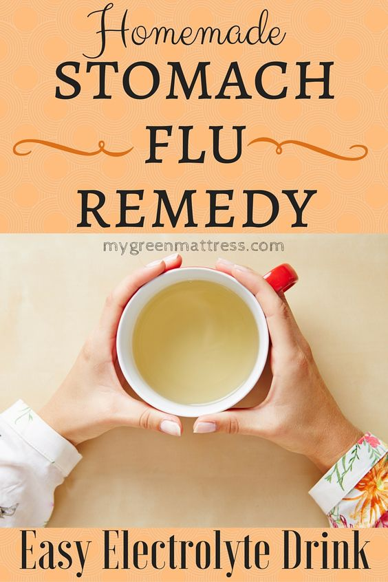 Natural Remedies For Stomach Flu Diarrhea