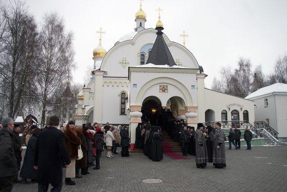 Orthodox church, Russia.