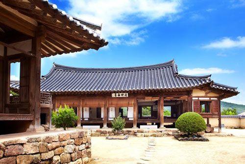 Hanok- ngôi nhà truyền thống ở Hàn Quốc