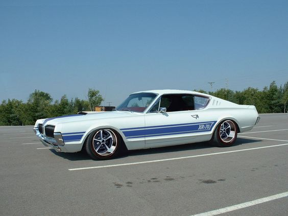 Shelby Ford Trucks >> 1967 Cougar Fastback XR-70 | Mercury Cougar | Pinterest