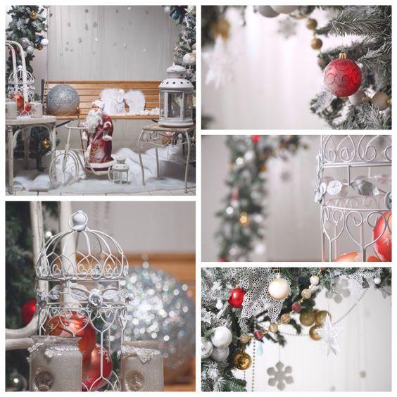our Christmas decorations. photo-studio Photo Park