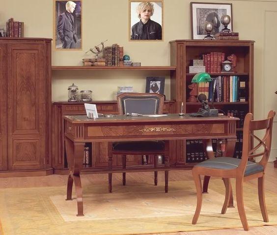 Dise os de escritorios de madera buscar con google - Disenos de escritorios ...