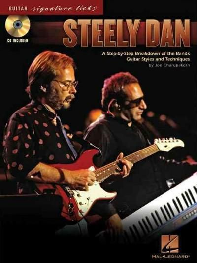 Steely Dan: A Step-by-step Breakdown of the Band's Guitar Styles and Techniques