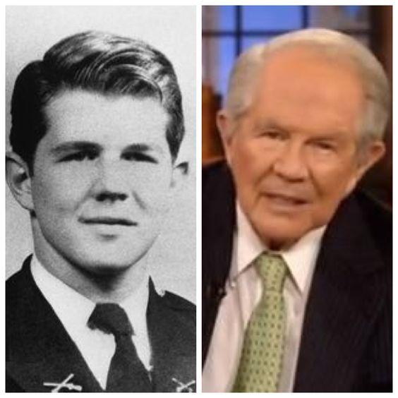 Mel Tillis Bio >> Pat Robertson-Marines-Korea (Evangelist/Chairman of CBN)   Celebrity & Famous Veterans in ...