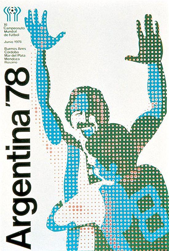 Copa do Mundo – Posters de 1978 – 2014
