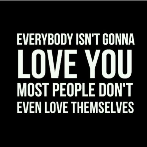 Love them despite themselves