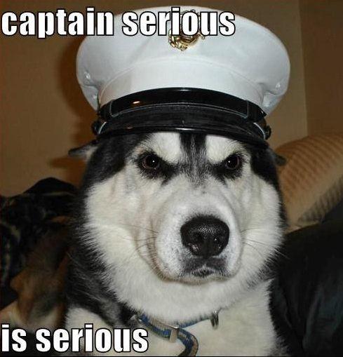 Captain Serious