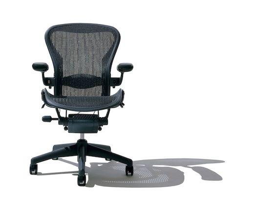 Herman Miller Aeron Chairのメイン写真