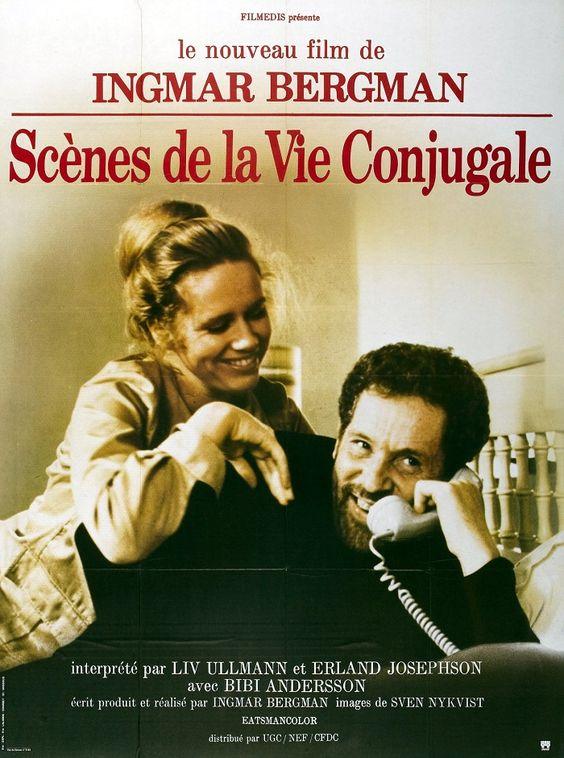 1975 SCENES DE LA VIE CONJUGALE