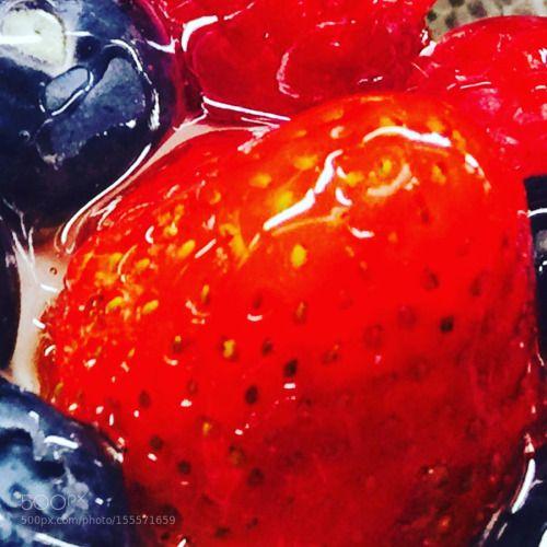 Strawberries Fields by amnX  IFTTT 500px