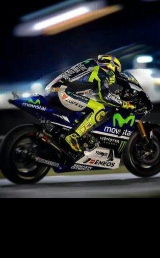 Valentino Rossi MotoGP Qatar 2014