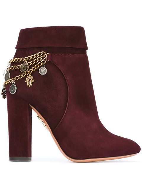 Charming Fall Ankle Boots