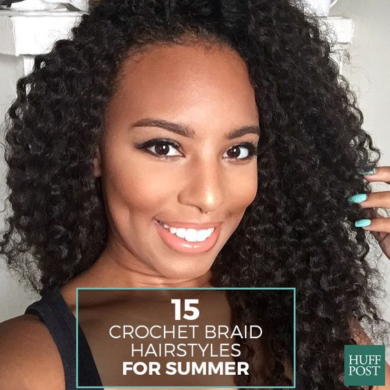Crochet Braids No Hook : braid hairstyles women s book instagram for the crochet crochet braids ...
