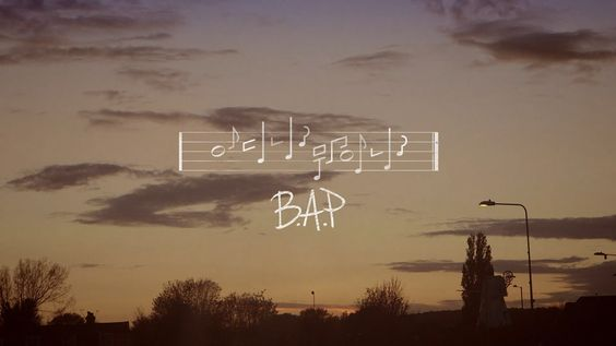 B.A.P - Where Are You? What Are You Doing Today?