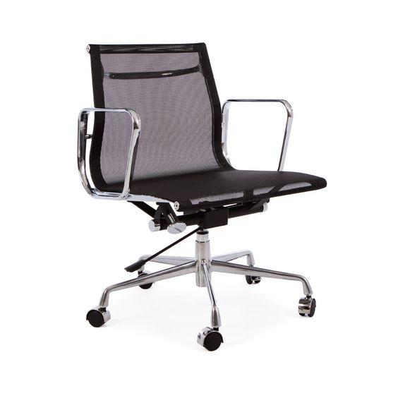 Eames Management Chair Reproduction - Mesh