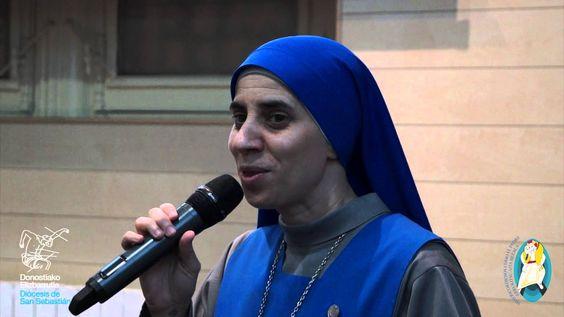 Conferencia Testimonio de la Hna. Mª Guadalupe Rodrigo 2015-12-19