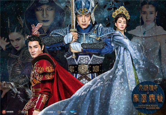 Thiên Lệ Truyền Kỳ: Phượng Hoàng Vô Song - Legend of Heavenly Tear: Phoenix Warriors (2017)