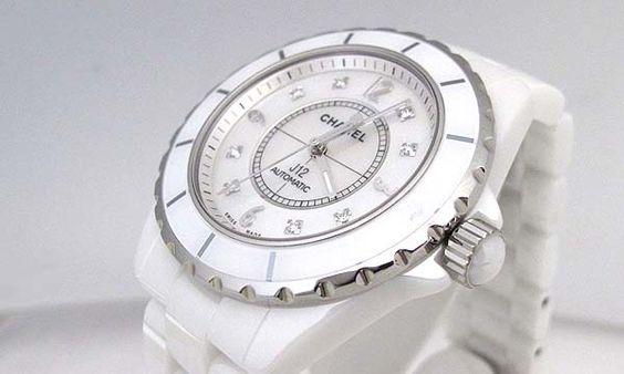 シャネルJ12時計コピー ホワイトセラミック 38 H2423