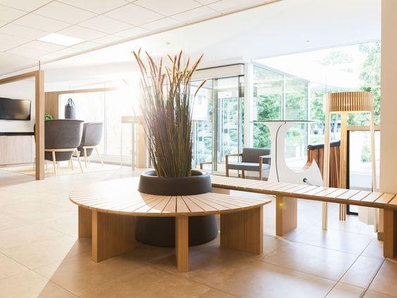 Novotel Hotels in Nancy, featuring De Vorm furniture. Interior architect: Dinterieur. Photographer: Serge Brison.  http://www.devorm.nl/projects/nancy-quest-hotel  #devorm