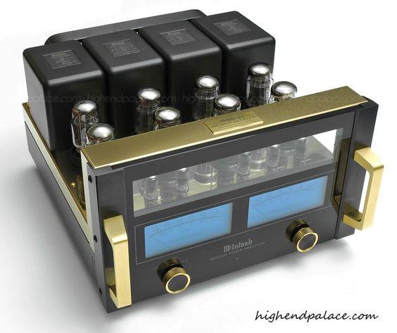 Amplificador McIntosh