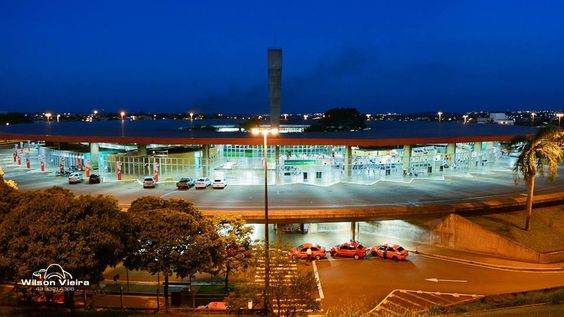Terminal rodoviário Londrina Paraná Brasil