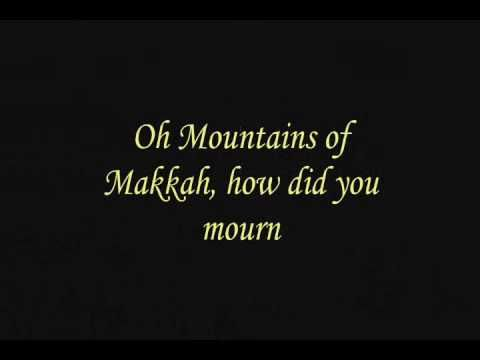 Zain Bhikha - Mountains Of Makkah Lyrics