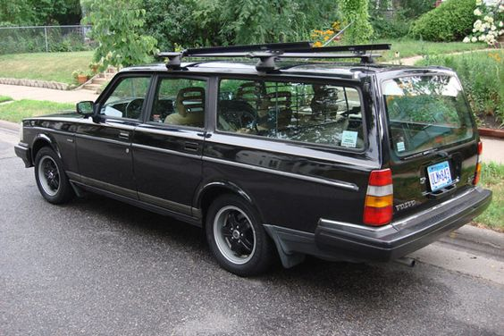 Volvo, Roof rack and I will have on Pinterest