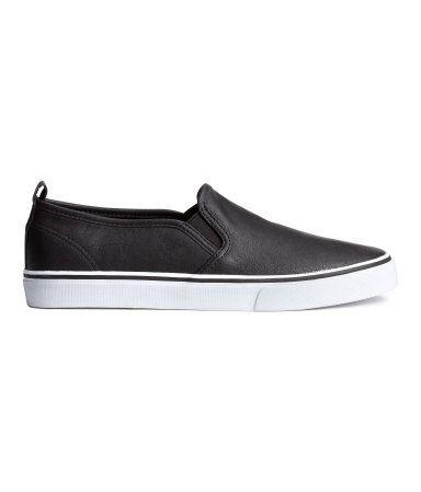 Zapatillas sin cierre | Negro | Ladies | H&M CL