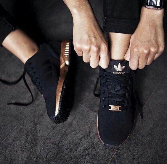 Adidas ZX Flux  ♡ Pinterest : @jasslitzy ♡