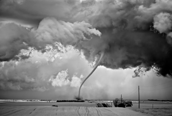 Books of the Year: Mitch Dobrowner, Eye of the Storms | American Photo