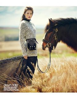 Sofie Sjaastad by Boo George for Teen Vogue 3