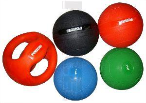 Force USA Rubber Medicine Ball - 1kg: