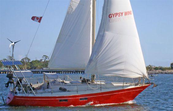 Making a Sail