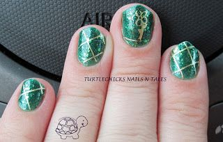 Turtlechick's Nails N Tales: The Isabella Emerald