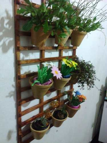 Painel Para Floreira Jardim Vertical Imperdível!!! - R$ 69,99
