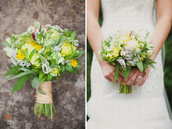 gorgeous bridesmaid bouquet option, but would prefer shades of pink rather than yellows
