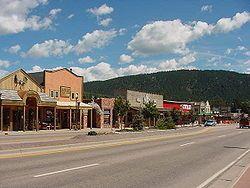 Woodland Park, Colorado - Wikipedia, the free encyclopedia