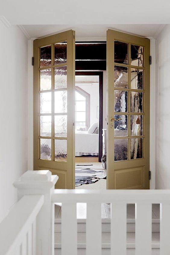 Swedish designer Ylva Skarp's home