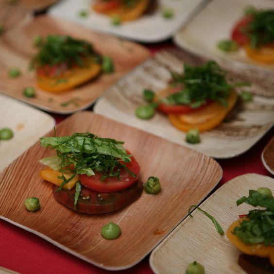"6"" x 6"" Appetizer and Dessert Plates – VerTerra Dinnerware"