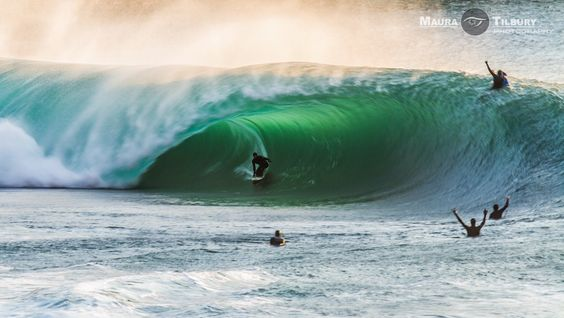 Lahinch - Beach Surf Photo by Maura Tilbury Photography - Surf Photos - Magicseaweed.com