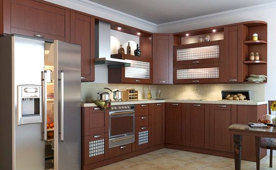 Nowadays modular kitchen is more need for every house wives to ease the cooking work the - Design interior home with ease ...