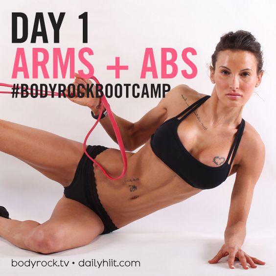 Day 1 is here!!! Here's the full breakdown: http://www.bodyrock.tv/2014/03/24/bodyrock-bootcamp-day-1/