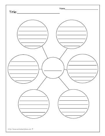 generic brainstorm teaching the kiddos pinterest graphic organizers graphics and projects. Black Bedroom Furniture Sets. Home Design Ideas