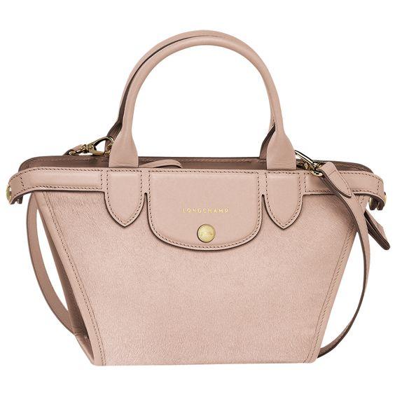 Longchamp - Le Pliage Héritage Luxe - Bolso de mano S