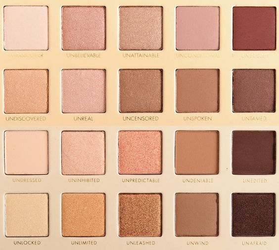 LORAC Unzipped Gold Eyeshadow Palette