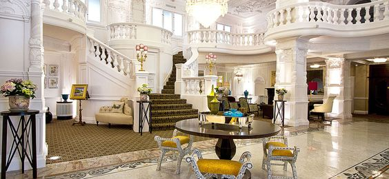 St Ermin's, London, Best of the UK 2013