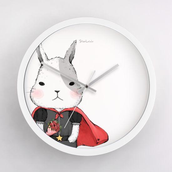 兔兔王子 - Clock - StarLululu李星禾 | 62Icon