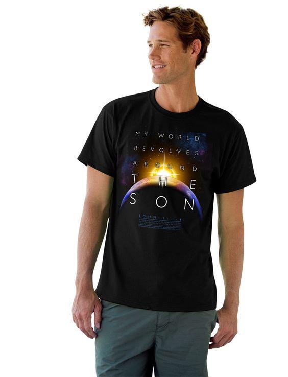 Revolves Men Christian T-Shirts