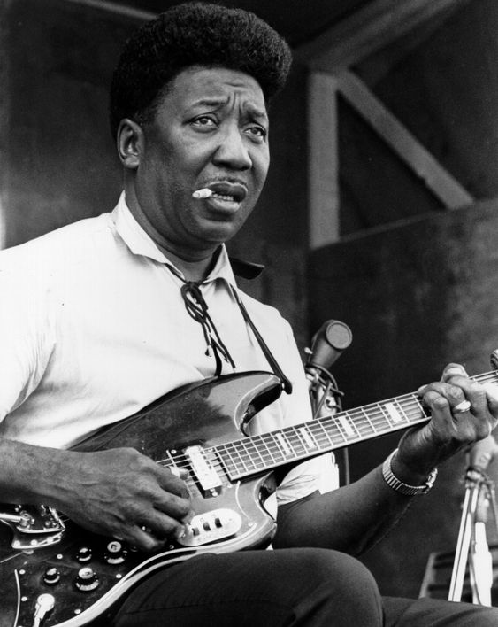 Muddy Waters---Oh, My, My...Muddy Came First and Left A Legacy For Many To Follow...I Saw Him Live & He Was A Memory Forever...RIP, Mr. Waters...