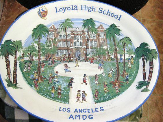 Loyola High School Los Angeles By Lesal Lesal Custom